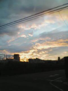 東京にも空はあります…智恵子様